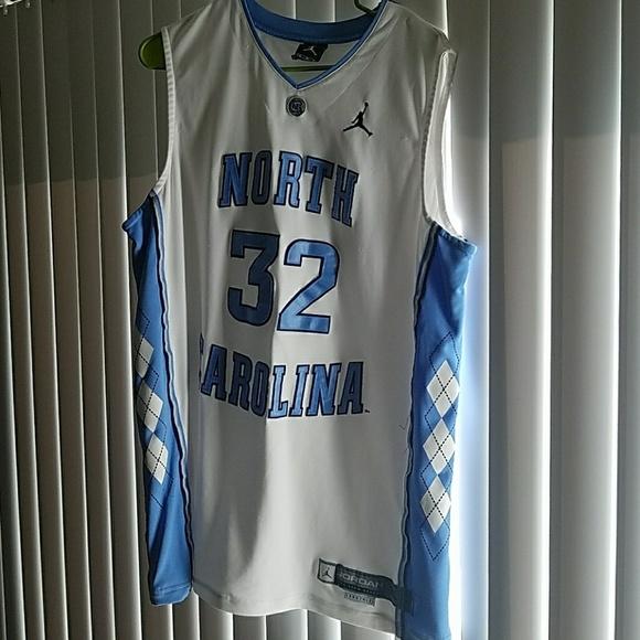 22cec0214de Jordan Shirts | University Of North Carolina Basketball Jersey ...